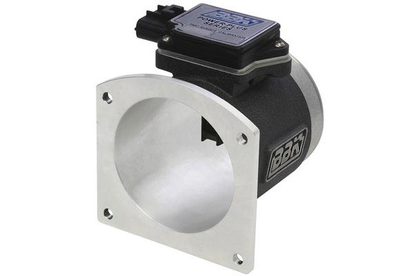 bbk mass air meter flanged
