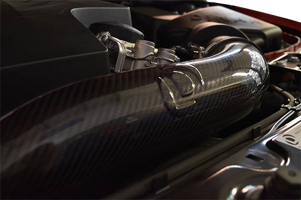 dinan cold air intakes intake tube