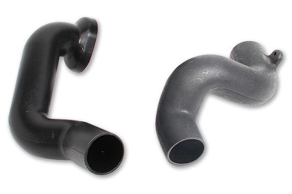 dinan high flow intake kit hoses