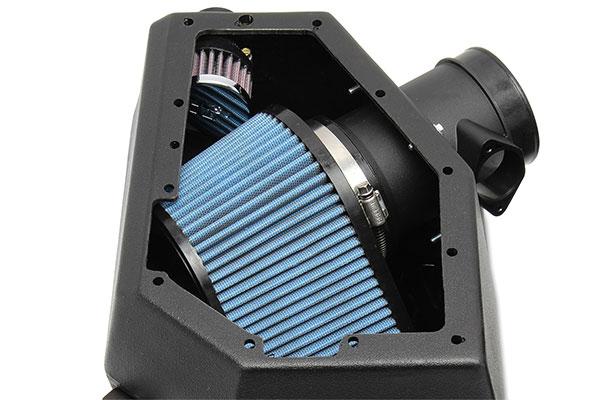 dinan high flow mass meter intake assemblies filter detail