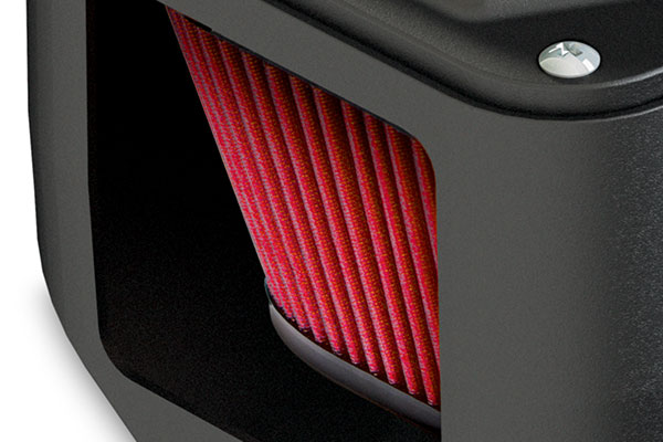 edge jammer cold air intake detail