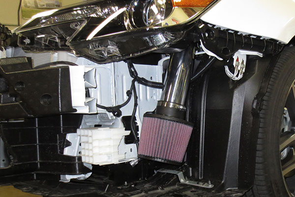 hps performance cold air intakes installed 2