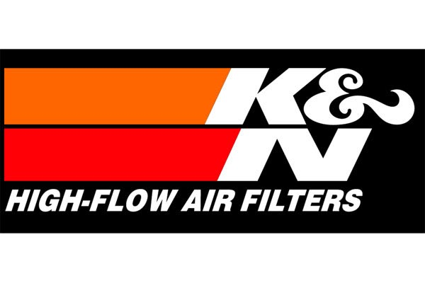 kn universal round air filters logo