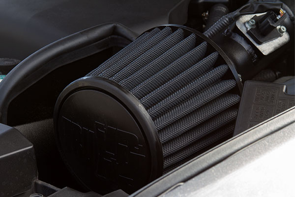 truxp-xtreme-performance-cold-air-intake-q60-filter-detail