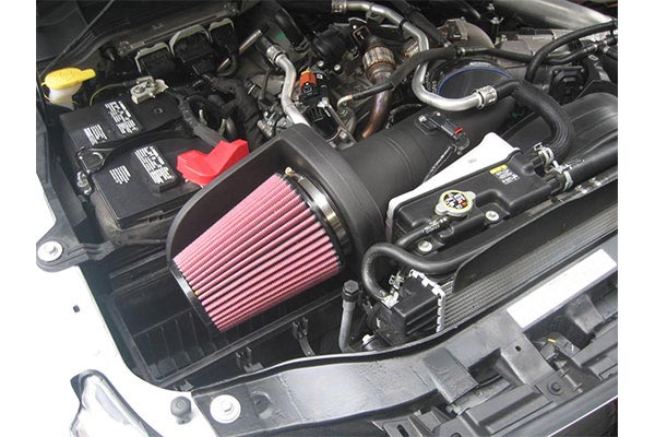 volant fast 5 intake 3