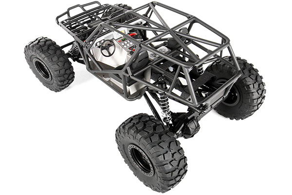 poison spyder axial wraith rtr tube frame chassis