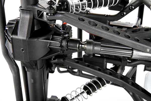 poison spyder axial wraith rtr wild boar driveshafts