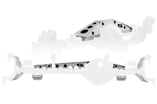 g2 axle truss ghosted
