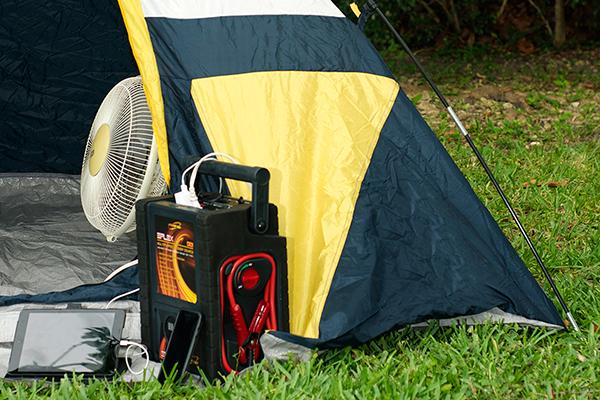 epower360 eflex portable jump starter camping