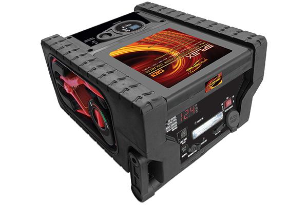 epower360 eflex portable jump starter lay
