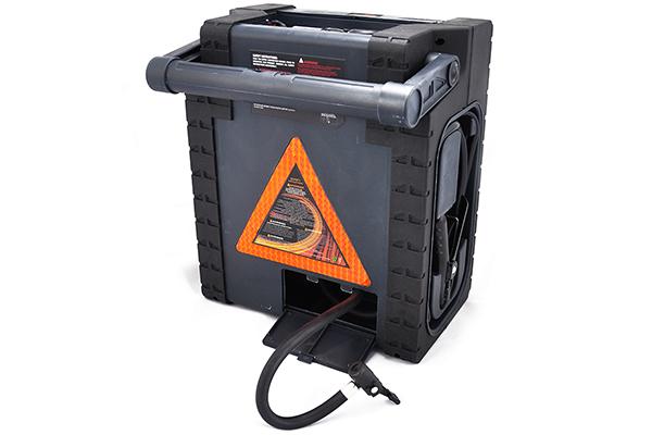 epower360 eflex portable jump starter tire inflator