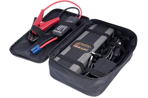 epower360 egen jump pack portable jump starter storage case