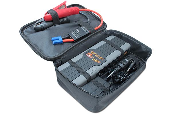 epower360 ego jump pack portable jump starter storage case