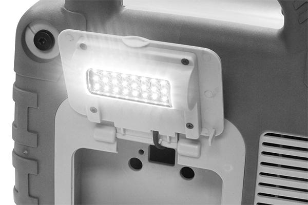 epower360 sori 800 portable power station area light