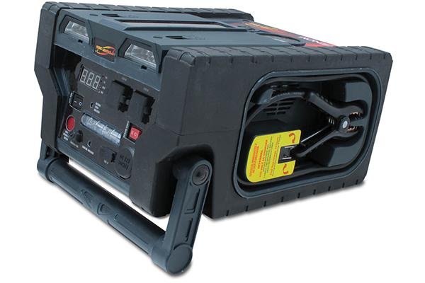 epower360 venom portable jump starter front