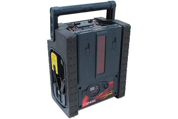 epower360 venom portable jump starter top
