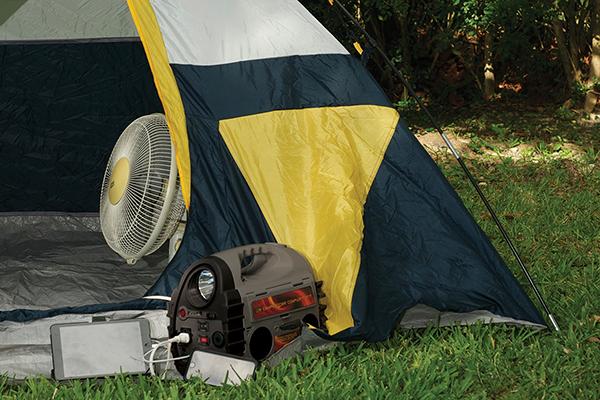 epower360 volta portable jump starter camping