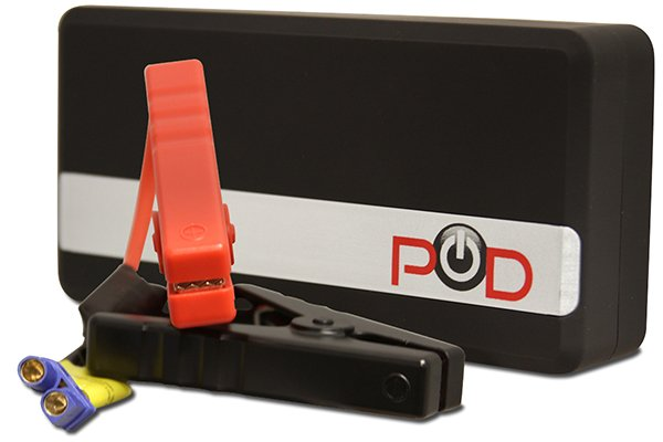 pod x5 jump pack portable jump starter jumper cables