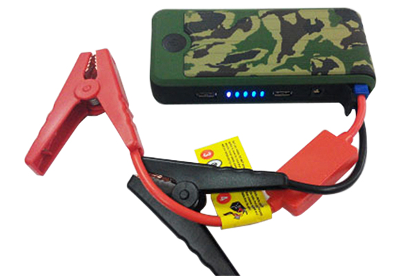 pro z camo portable jump start kit with cables
