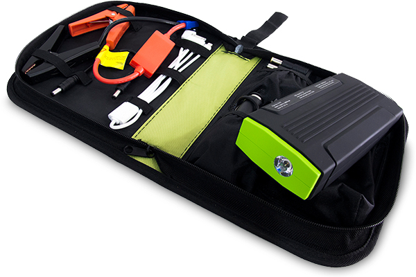 pro z diesel portable jump start kit in case