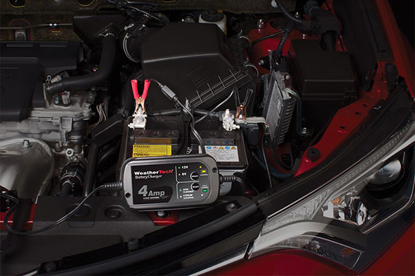 weathertech battery charger r3
