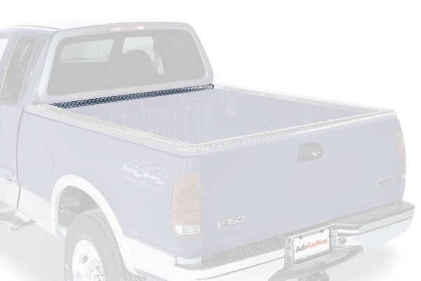dee zee brite tread front bed cap new