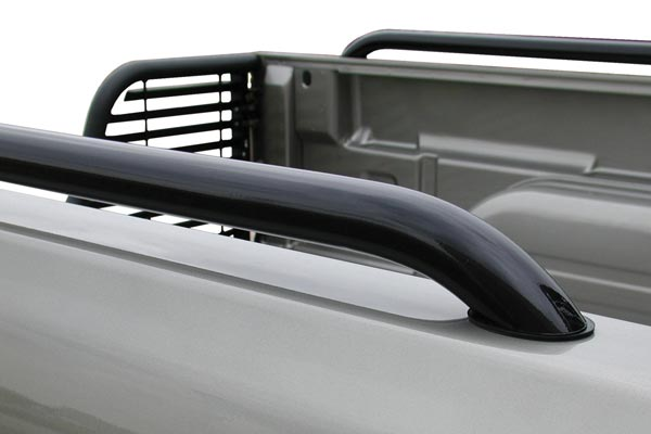 go industries bed rails black
