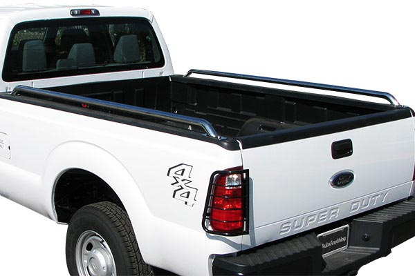 steelcraft white truck bed rails related5
