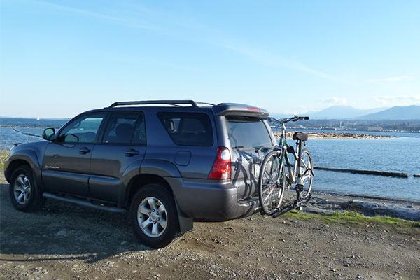 1573 swagman xc2 bike rack toyota 4runner