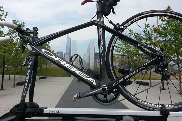 6941 inno fork lock III bike rack roof