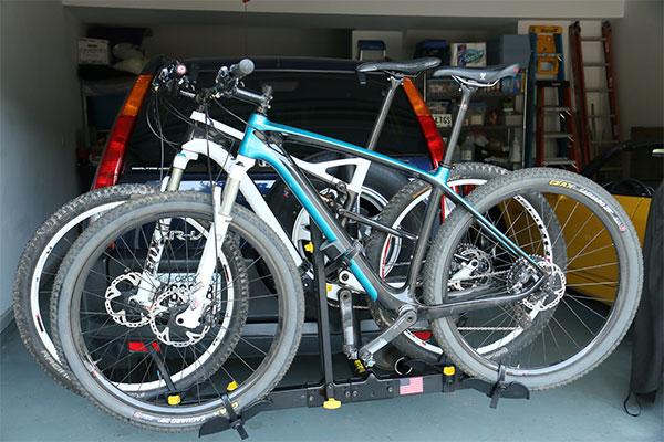 Saris Freedom Spare Tire Bike Rack