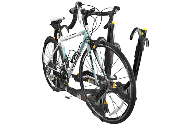 Freedom 4 Bike Angle SuperClamp with Bike