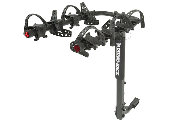 RBC044 rear hitch mounted bike carrier 01