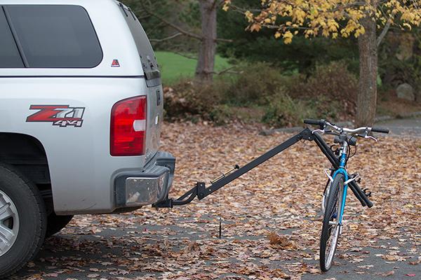 advantage sportsrack tiltaway hitch mount bike rack tilt