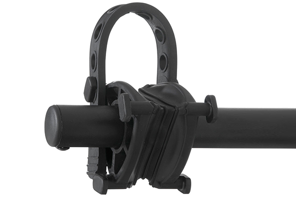 curt towable hitch mount bike rack strap