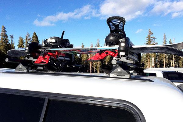 inno gravity ski snowboard rack