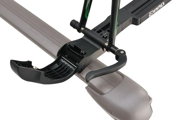 inno t slot fork lock bike rack for aero base front fork mount