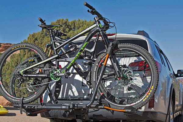 kuat nv2 0 hitch mount bike rack rel2