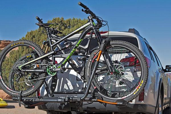 kuat nv2 0 hitch mount bike rack rel2