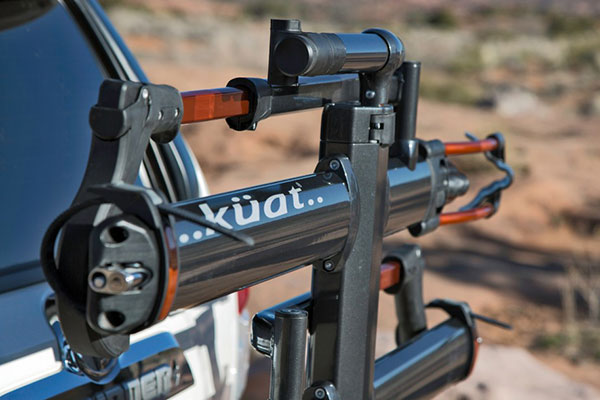 kuat nv2 0 hitch mount bike rack rel4