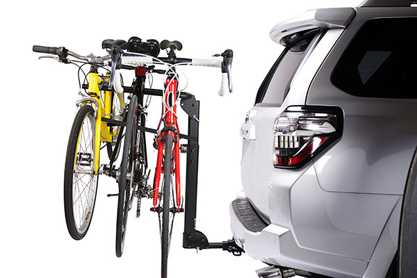 proz premium hitch bike rack bikes