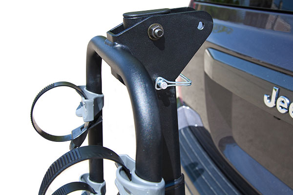proz premium hitch bike rack detail 3