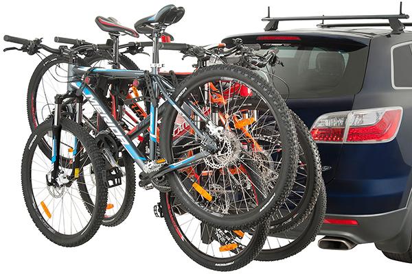 Rhino Rack Hitch Mounted Bike Carrier Best Price On Rhino 4 Bike