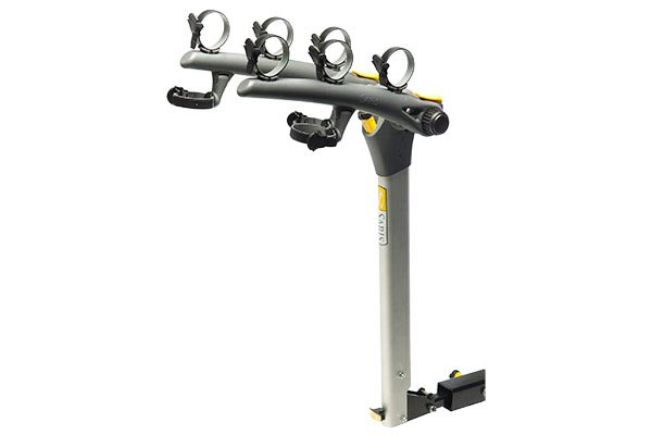 saris axis aluminum hitch mount bike rack angle