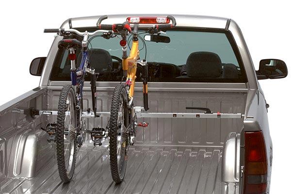 saris kool rack truck bed bike rack mounted