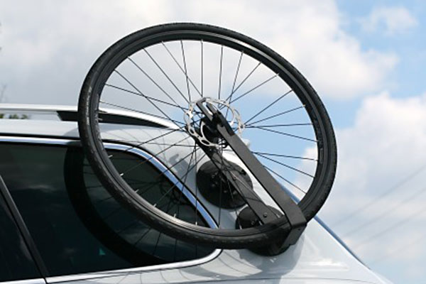 seasucker side loader wheel mount on d pillar
