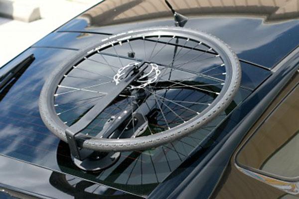seasucker side loader wheel mount on rear window