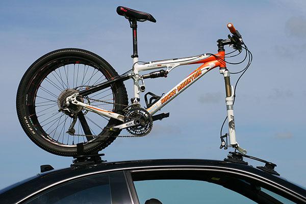 seasucker talon bike rack installed