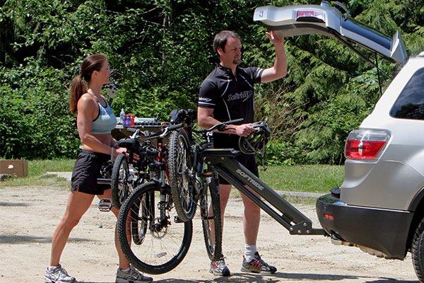 softride dura hydraulic assist bike rack rel 6