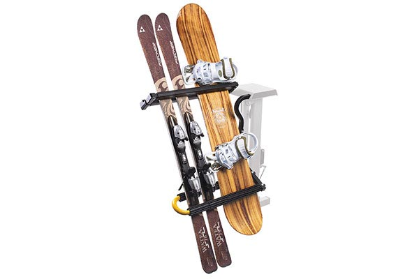 softride dura hydraulic assist bike rack snowboard promo